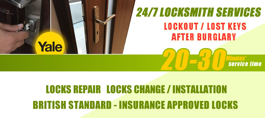 South Wimbledon locksmith services